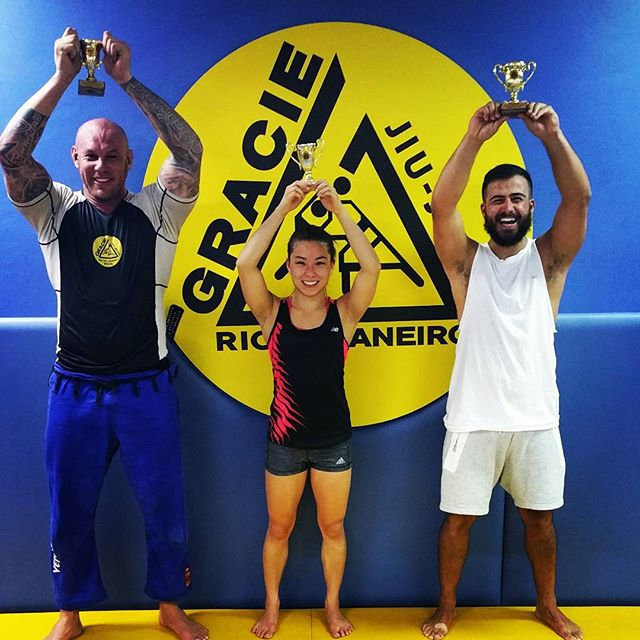 Brazilian Jiu Jitsu Sydney Kickboxing Bankstown